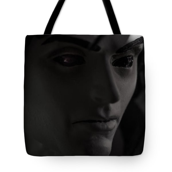 Sandman Portrait - Morpheus Tote Bag by Jim Shackett