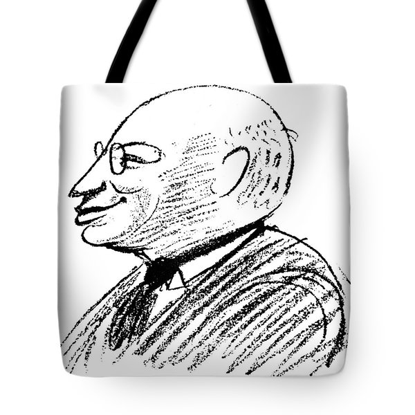 Sandor Ferenczi (1873-1933) Tote Bag
