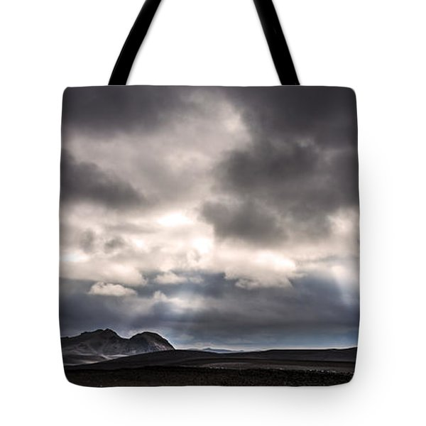 Tote Bag featuring the photograph Sands Of Time by Gunnar Orn Arnason