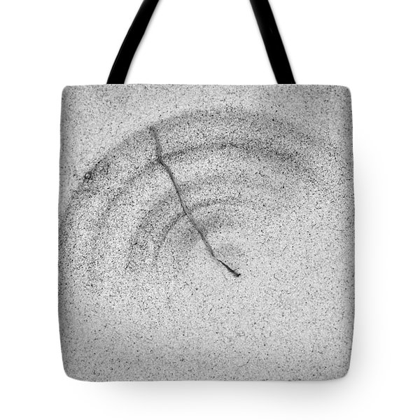 Tote Bag featuring the photograph Sandscape No.1 by Gary Slawsky