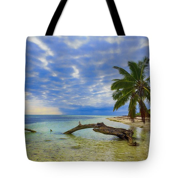 Sandspur Beach Tote Bag by Swank Photography