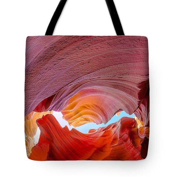 Sandstone Chasm Tote Bag