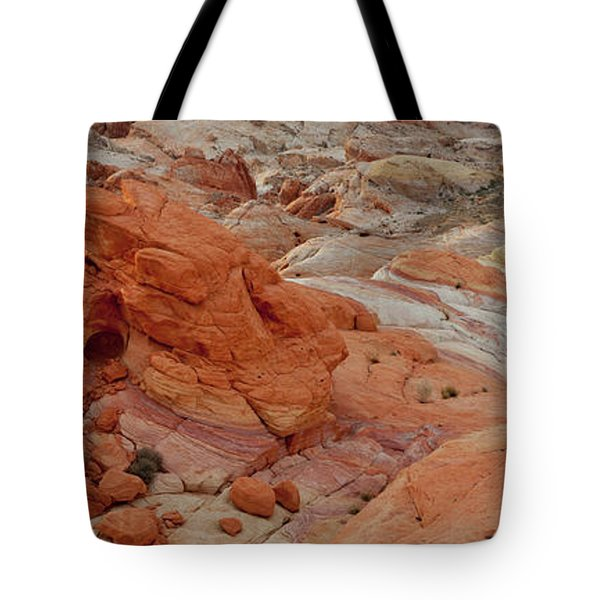 Sandstone Patterns, Valley Of Fire Tote Bag