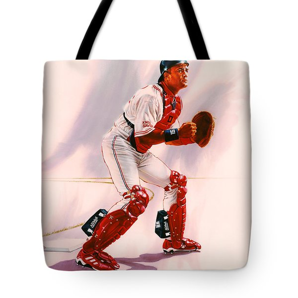 Sandy Alomar Tote Bag