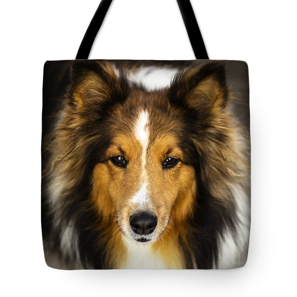 Sandy The Perfect Model Tote Bag