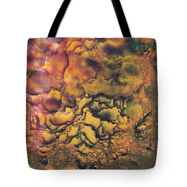 Sandy's  Artwork Tote Bag