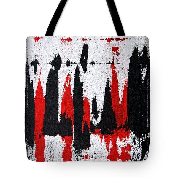 Abstract - Sane Tote Bag
