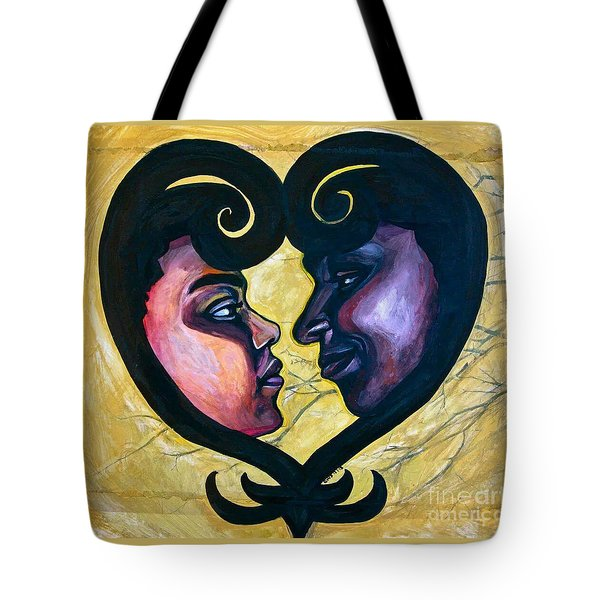 Sankofa Love Tote Bag
