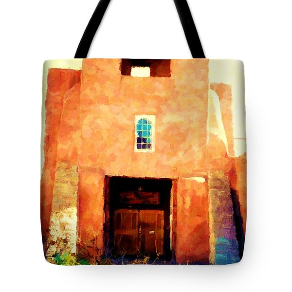 Sanmiguel Tote Bag by Desiree Paquette