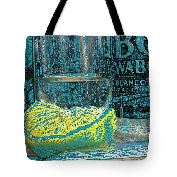 Sans Sal Tote Bag by Joe Schofield