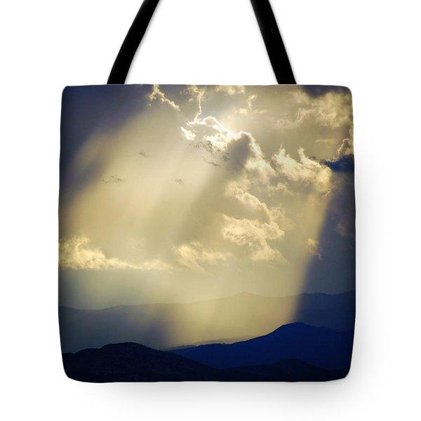 Santa Fe Sunset Tote Bag