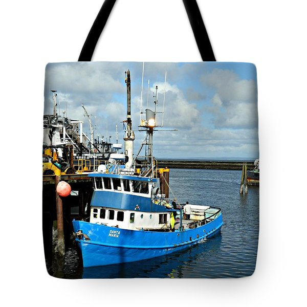 Santa Maria Offload Tote Bag