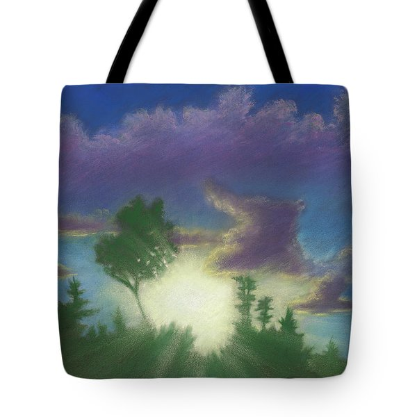 Santee Sunset 02 Tote Bag