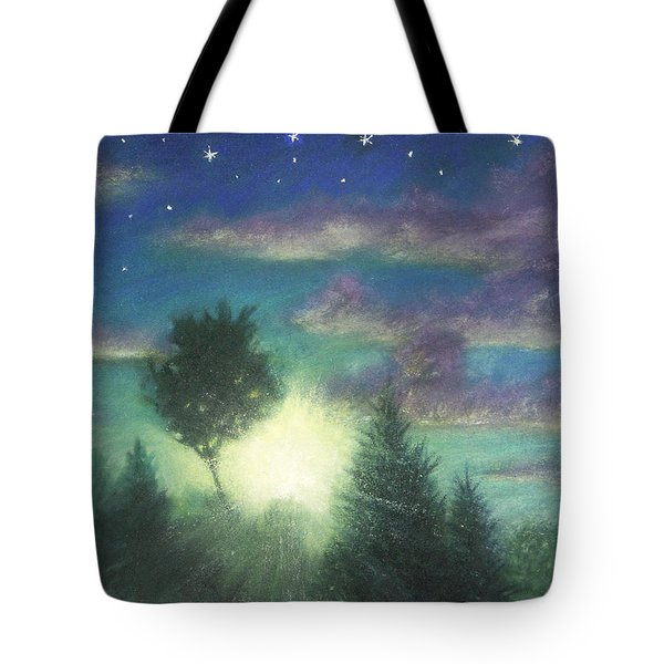 Santee Sunset 03 Tote Bag