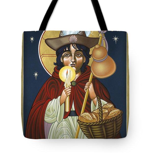 Santo Nino De Atocha 133 Tote Bag