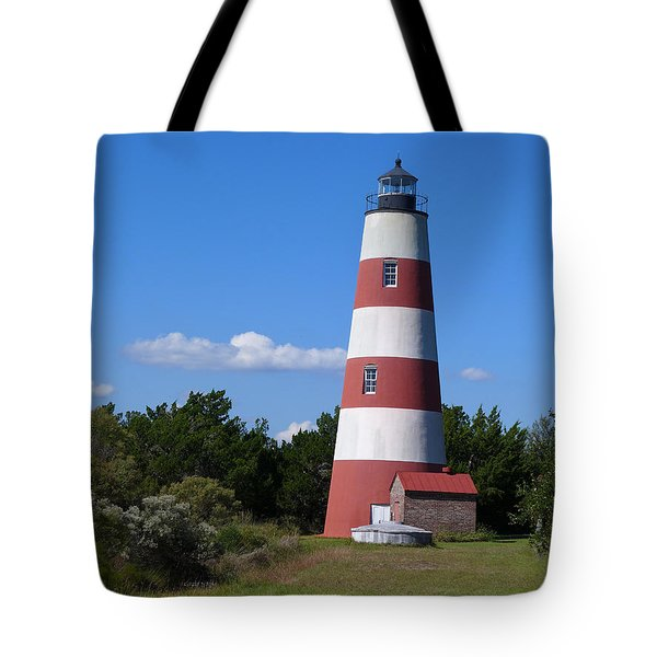 Sapelo Light Tote Bag