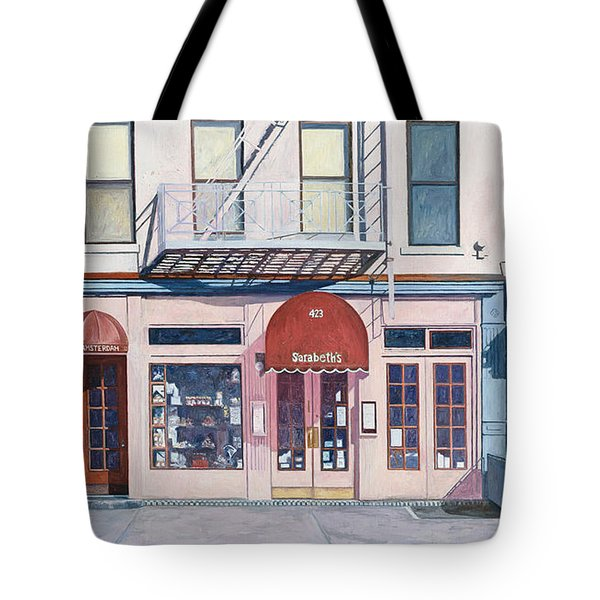 Sarabeths Tote Bag by Anthony Butera
