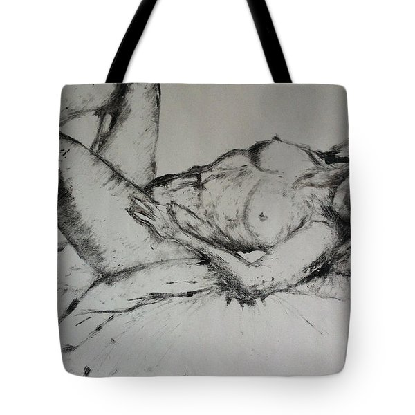 Sarah Sleeping Tote Bag