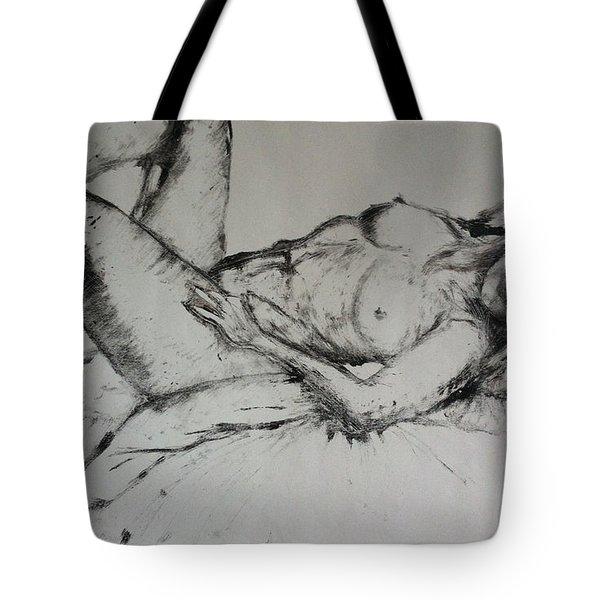 Sarah Sleeping Tote Bag