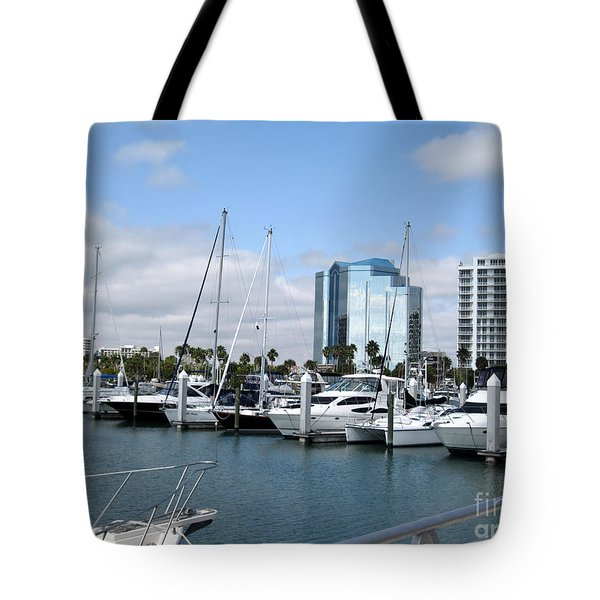 Tote Bag featuring the photograph Sarasota Fl Usa by Oksana Semenchenko