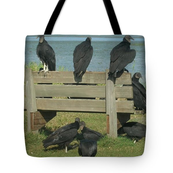 Sarasota Vultures Tote Bag