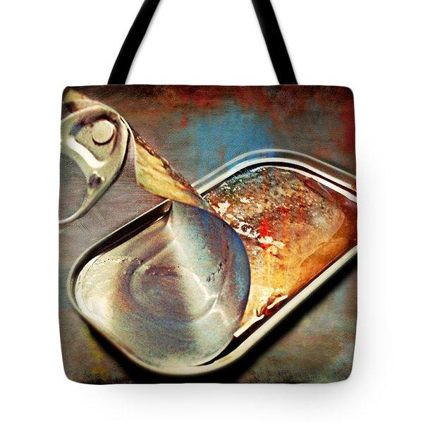 Sardines Tote Bag