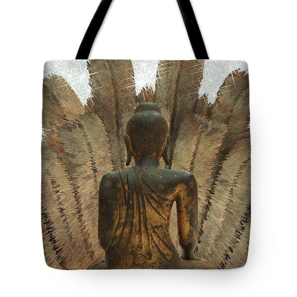 Satori Tote Bag by Paul Ashby