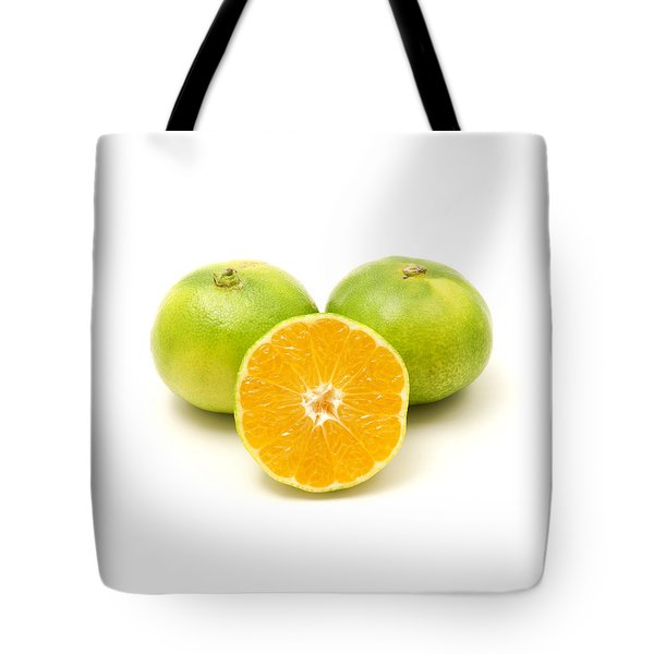 Satsuma  Tote Bag by Fabrizio Troiani