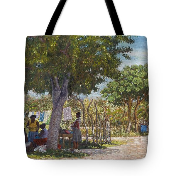 Saturday Morning At Blackwood Tote Bag