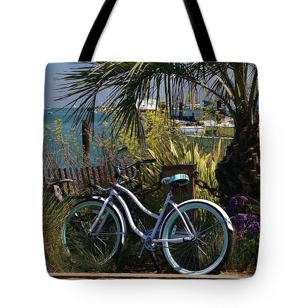 Sausalito Summer Tote Bag