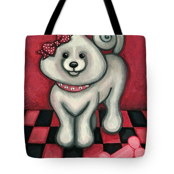 Savannah Smiles Tote Bag