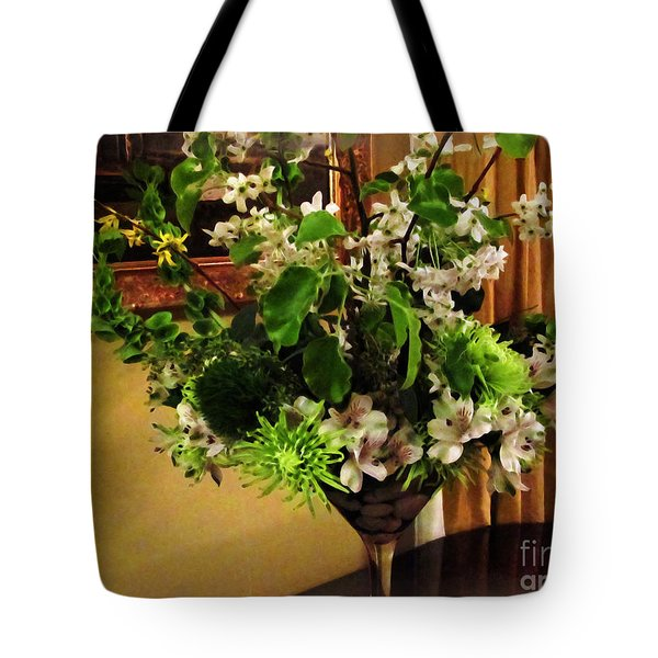 Savannah Still Life Tote Bag by Joan  Minchak