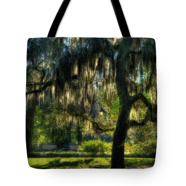 Savannah Sunshine Tote Bag
