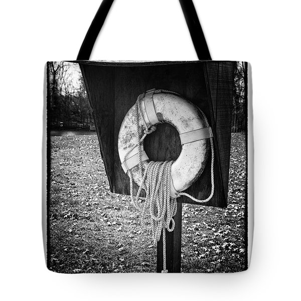 Save Me - Art Unexpected Tote Bag