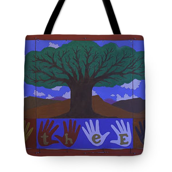 Tote Bag featuring the photograph Save Our Planet by Ram Vasudev