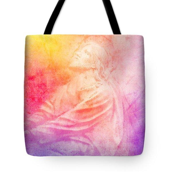 Savior  Tote Bag by Erika Weber