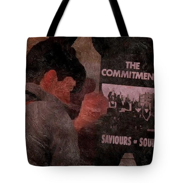 Saviours Of Soul Tote Bag