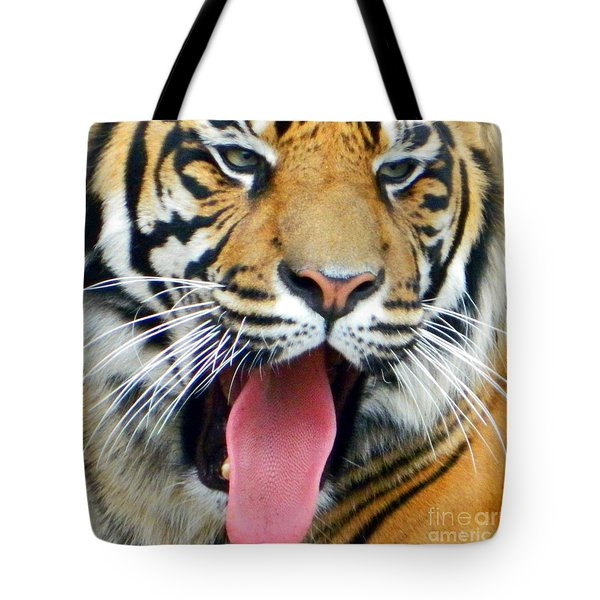 Say Ahhh Tote Bag by Emmy Marie Vickers