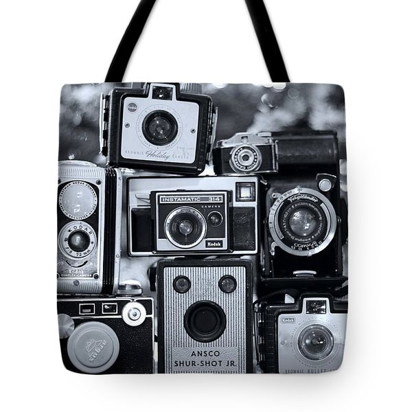 Tote Bag featuring the photograph Say Cheese by Elizabeth Budd