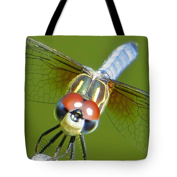 Say Cheese Tote Bag by Karen Shackles