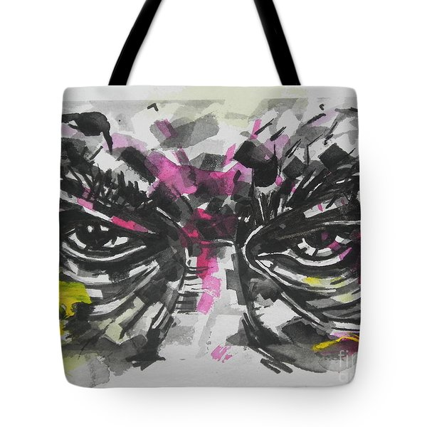 Say No To Bullies   Tote Bag by Chrisann Ellis
