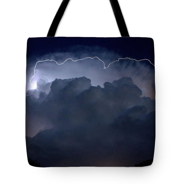 Tote Bag featuring the photograph Scalloped Edge by Charlotte Schafer