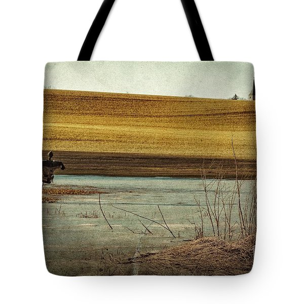Scarecrow's Realm Tote Bag