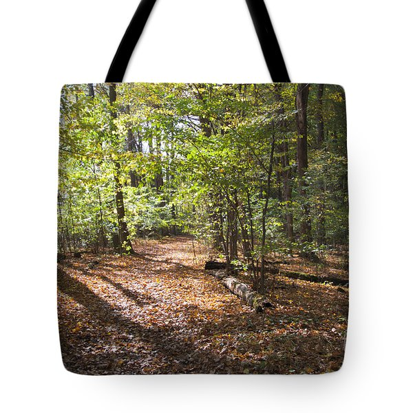 Scared Grove 2 Tote Bag by William Norton