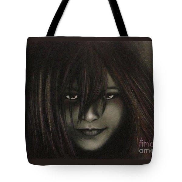 Scarlett Tote Bag