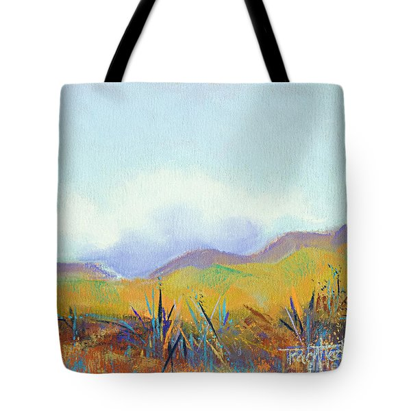 Scattered Seeds Tote Bag by Tracy L Teeter