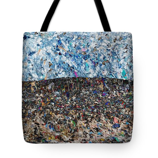 Scavengers Tote Bag by Stephanie Grant