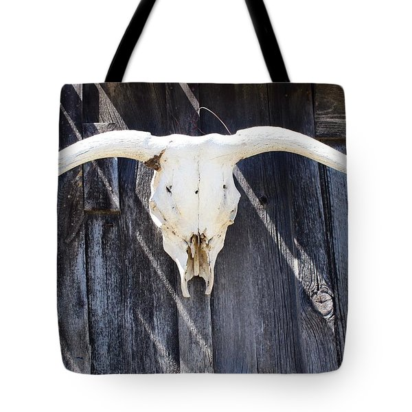 Scenic Ghost Town Tote Bag