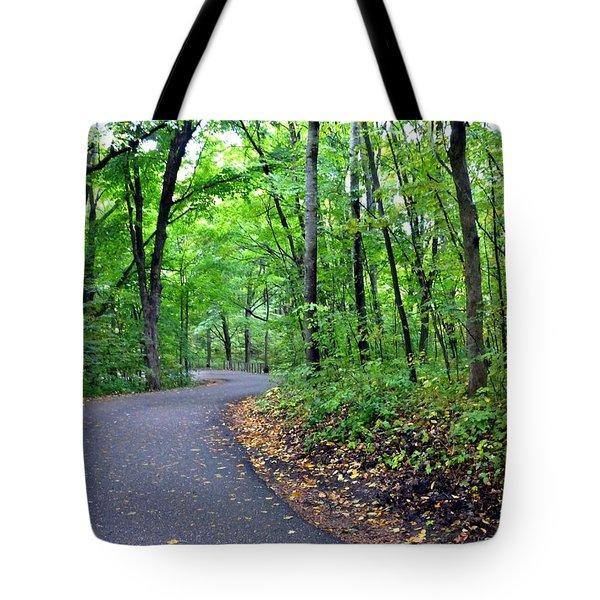 Scenic Minnesota 12 Tote Bag