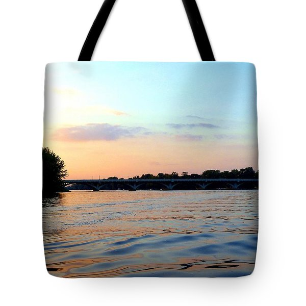 Scenic Minnesota 3 Tote Bag